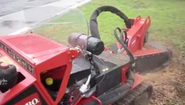 STX38 Toro Stump Grinder